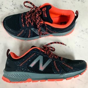 NEW BALANCE Hard Core T590v4  Sneakers -Size 8
